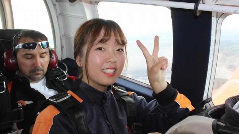 Skydive Prague Jump 10