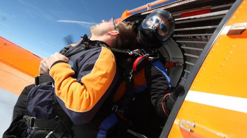 Skydive Prague Jump 8