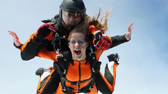 Skydive Tandem Jump Prague
